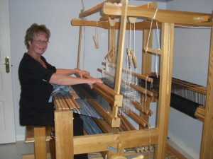 Ann-Helen Eskilsson weaver